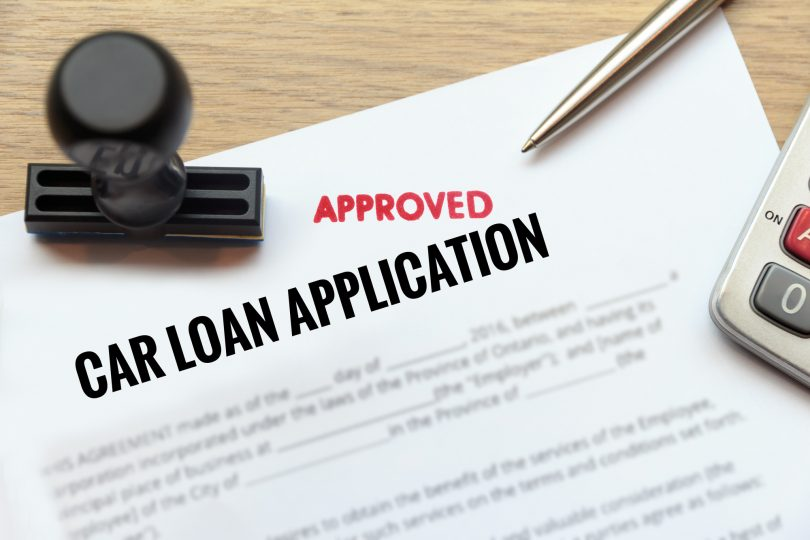 does a car loan build credit