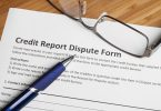 dispute credit report